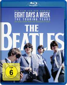 The Beatles: Eight Days A Week - The Touring Years (OmU) (Blu-ray), Blu-ray Disc