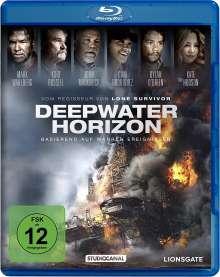 Deepwater Horizon (Blu-ray), Blu-ray Disc