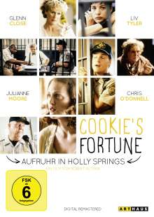 Cookie's Fortune, DVD