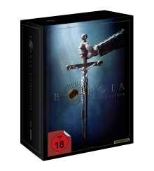 Borgia (Komplette Serie), 15 DVDs