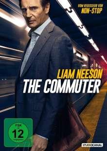 The Commuter, DVD