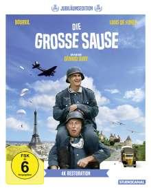 Die grosse Sause (Jubiläumsedition) (Blu-ray), Blu-ray Disc