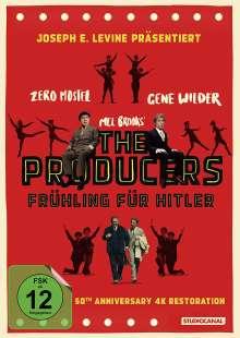 The Producers - Frühling für Hitler (50th Anniversary Edition), DVD