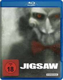 Jigsaw (Blu-ray), Blu-ray Disc