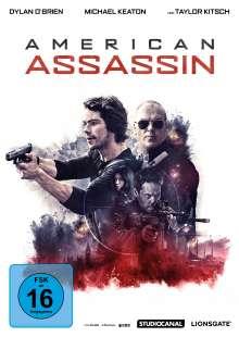 American Assassin, DVD