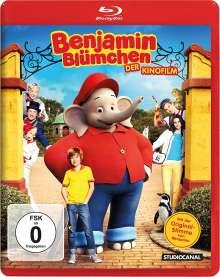 Benjamin Blümchen - Der Kinofilm (Blu-ray), Blu-ray Disc