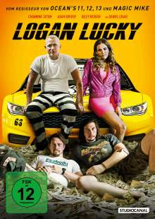 Logan Lucky, DVD