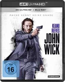 John Wick (Ultra HD Blu-ray & Blu-ray), 1 Ultra HD Blu-ray und 1 Blu-ray Disc