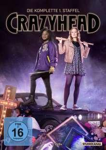 Crazyhead Staffel 1, 2 DVDs