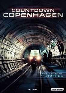 Countdown Copenhagen Staffel 1, 3 DVDs