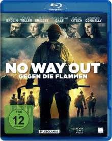 No Way Out (2017) (Blu-ray), Blu-ray Disc