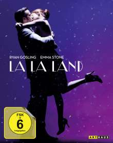 La La Land (Soundtrack Edition im Mediabook) (Blu-ray & Soundtrack-CD), 2 Blu-ray Discs