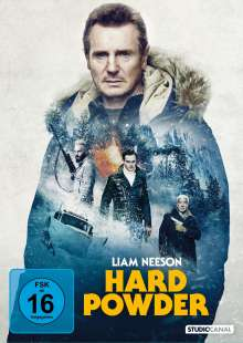 Hard Powder, DVD