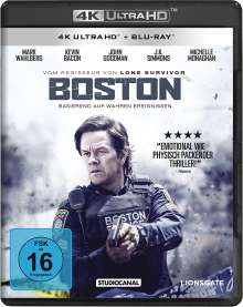 Boston (Ultra HD Blu-ray & Blu-ray), 1 Ultra HD Blu-ray und 1 Blu-ray Disc