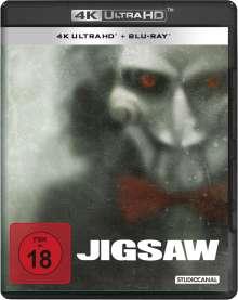 Jigsaw (Ultra HD Blu-ray & Blu-ray), 1 Ultra HD Blu-ray und 1 Blu-ray Disc