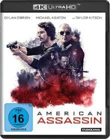 American Assassin (Ultra HD Blu-ray & Blu-ray), 1 Ultra HD Blu-ray und 1 Blu-ray Disc