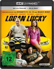 Logan Lucky (Ultra HD Blu-ray & Blu-ray), 1 Ultra HD Blu-ray und 1 Blu-ray Disc