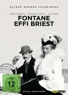 Effi Briest (1994), DVD