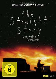 The Straight Story, DVD