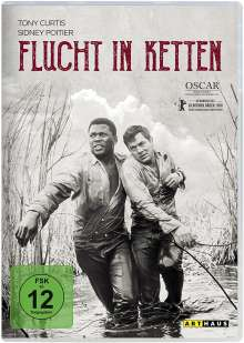 Flucht in Ketten (1958), DVD