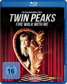 Twin Peaks - Der Film (Blu-ray), Blu-ray Disc