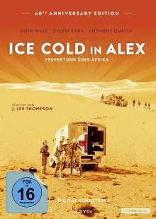 Ice Cold in Alex - Feuersturm über Afrika (Special Edition), 2 DVDs