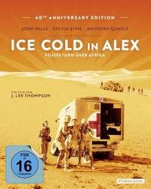 Ice Cold in Alex - Feuersturm über Afrika (Blu-ray), Blu-ray Disc