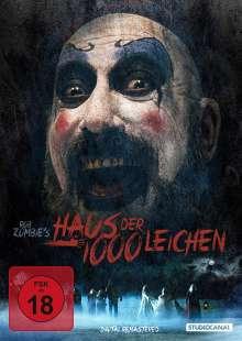 Haus der 1000 Leichen, DVD