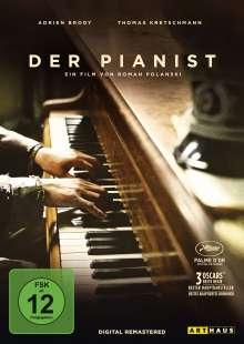 Der Pianist, DVD