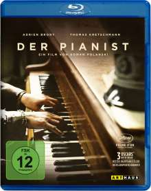Der Pianist (Special Edition) (Blu-ray), Blu-ray Disc
