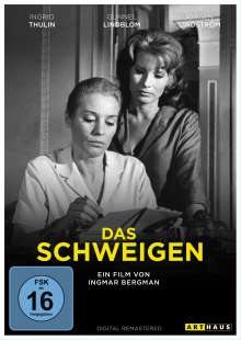 Das Schweigen, DVD