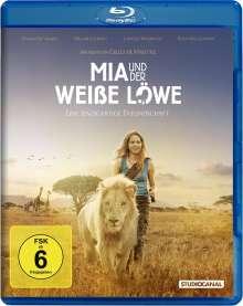 Mia und der weiße Löwe (Blu-ray), Blu-ray Disc