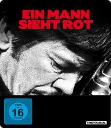 Ein Mann sieht rot (Blu-ray im Steelbook), Blu-ray Disc