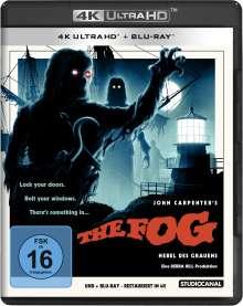The Fog - Nebel des Grauens (Ultra HD Blu-ray & Blu-ray), 1 Ultra HD Blu-ray und 1 Blu-ray Disc