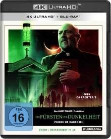 Die Fürsten der Dunkelheit (Ultra HD Blu-ray & Blu-ray), 1 Ultra HD Blu-ray und 1 Blu-ray Disc
