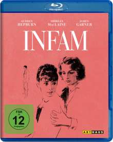 Infam (Blu-ray), Blu-ray Disc