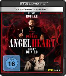 Angel Heart (Ultra HD Blu-ray & Blu-ray), 1 Ultra HD Blu-ray und 1 Blu-ray Disc