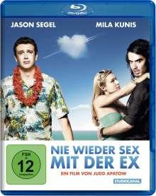 Nie wieder Sex mit der Ex (Blu-ray), Blu-ray Disc