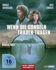 Wenn die Gondeln Trauer tragen (Limited Soundtrack Edition) (Blu-ray im Digipack), 2 Blu-ray Discs und 1 CD