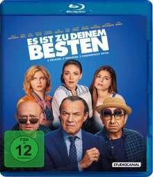 Es ist zu deinem Besten (Blu-ray), Blu-ray Disc