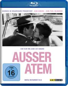 Ausser Atem (Collector's Edition) (Blu-ray), Blu-ray Disc