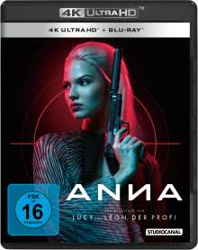 Anna (2019) (Ultra HD Blu-ray & Blu-ray), 1 Ultra HD Blu-ray und 1 Blu-ray Disc