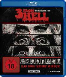 3 From Hell (Blu-ray), Blu-ray Disc