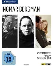 Ingmar Bergman Arthaus Close-Up (Blu-ray), 3 Blu-ray Discs