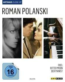Roman Polanski Arthaus Close-Up (Blu-ray), 3 Blu-ray Discs