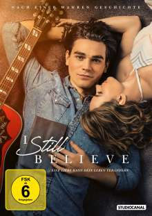 I Still Believe, DVD