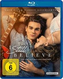 I Still Believe (Blu-ray), Blu-ray Disc