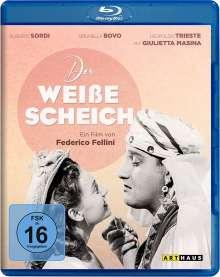 Der weiße Scheich (Blu-ray), Blu-ray Disc