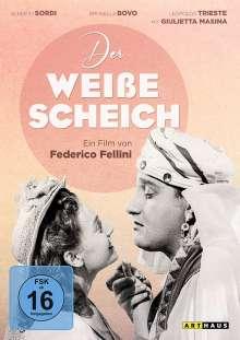 Der weiße Scheich, DVD