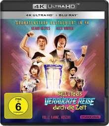 Bill & Teds verrückte Reise durch die Zeit (Ultra HD Blu-ray & Blu-ray), 1 Ultra HD Blu-ray und 1 Blu-ray Disc